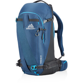 Gregory Targhee 32 Zaino, atlantis blue